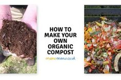 Be eco-friendly and save some money by learning how to make organic compost to use as fertiliser in the garden. Turn your spoil into soil with this guide!