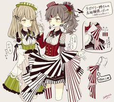 赤倉(@akakura1341)さん | Twitter Cute Anime Character, Female Character Design, Character Design References, Character Art, Gato Anime, Anime Neko, Kawaii Anime, Doodle Techniques, Tracing Art