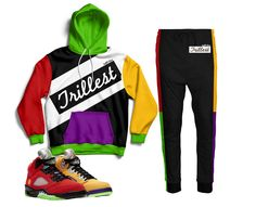 Black And White Suit, Mens Joggers, Jordan 5, Swagg, Jogging, Kangaroo, Casual Wear, Motorcycle Jacket, Perfect Fit