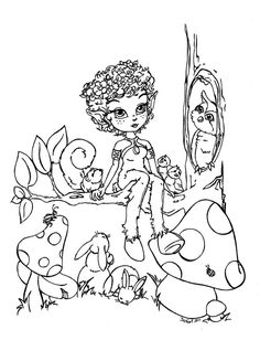gluttony coloring pages | Forget it, I'm not sharing by *JadeDragonne on deviantART ...