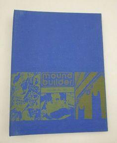 YEARBOOK 1970 MOUNDBUILDER Vol 59 SouthWestern College Winfield KANSAS Winfield Kansas, Southwestern College, Yearbooks, Ebay