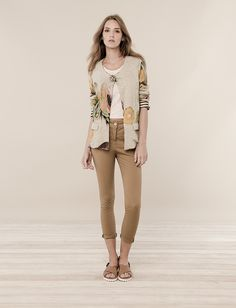 FRACOMINA - Official Website Spring Summer 2015, Khaki Pants, Trousers, Website, Jeans, Skirts, Shoes, Collection, Fashion
