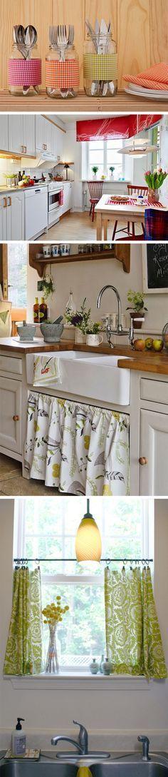 Decorar sua cozinha com ideias econômicas   Blog Lolahome