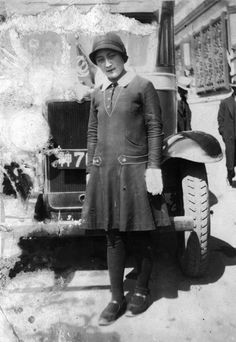 vintage everyday: Japanese Women Fashion in the Westernized Era – Pretty Mogas in the 1920s