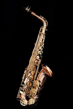 Chateau Alto Saxophone VCH all lacquer, red brass body Saxophone For Sale, Saxophone Instrument, Hand Engraving, Trumpet, Musical Instruments, Nerd, Anna, Brass, Pure Products