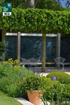 RHS Chelsea Flower Show - Show Garden - The Telegraph Garden The Telegraph Tommaso del Buono & Paul