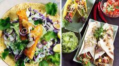 Seks taco-oppskrifter du må prøve