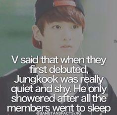 BTS facts Jungkook