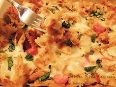 Bobbi's Kozy Kitchen: Chicken Caprese Pasta