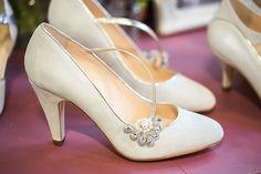 Low Heel, Love. No excuses, keep dancing!