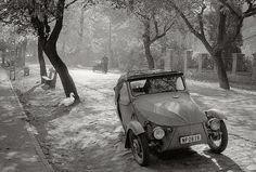 Pentti Sammallahti : Car by Pentti Sammallahti