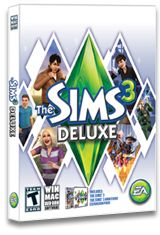 Let the freedom of The Sims 3 and the opportunities of The Sims 3 Ambitions inspire you! The Sims 3 Deluxe includes both The Sims 3 and the popular expansion The Sims, Sims 3 Pc, Sims 3 Expansions, Sims 3 Generations, Mac Games, Sims Games, Electronic Art, Best Graphics, Box Art