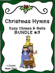 *** CHRISTMAS SPECIAL $5.00 ***The following songs are included:• Silent Night• Sing We Now of Christmas• The First NoelThis product includes the following materials:• Overview and playing instructions• Musical arrangements used for each piece• Individual printable sheets for each assigned chime or ...