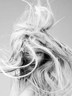 3. wind blown