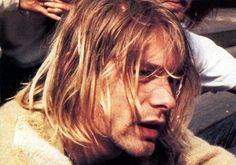 Kurt Cobain,1991