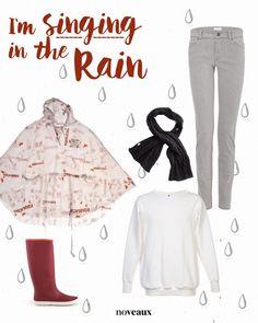 I'm dancing in the rain