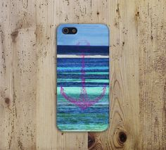 Anchors Away Case for iPhone 5/5s, iPhone 5C, iPhone 4/4s, and Samsung Galaxy