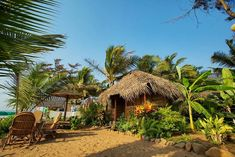 Looking for Goa beach huts and wondering where to find the best ones? These Goa huts all offer something a little more special than the rest.