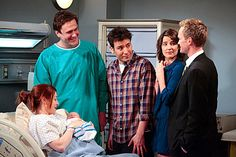 """Marshall and Lily finally welcomed little Marvin Waitforit Eriksen in the """"How I Met Your Mother"""" Season 7 finale, but their little bundle of joy wasn't the main event of the hourlong episode. At the end, Barney finally picked a bride. So, who was it?"""