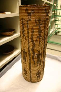 American Indian Art, American Indians, Pima Indians, Native American Baskets, Indian Baskets, Wood Turning, Basket Weaving, Nativity, Miniatures