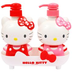 Hello Kitty container! They will light up your day. Get them at Rakuten Global Market