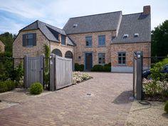 Pastorijwoning belgium style