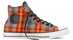 Converse Chuck Taylor All Star Woolrich Thunder/Casino/White