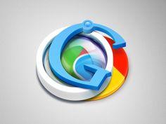Chrome icon by Artua