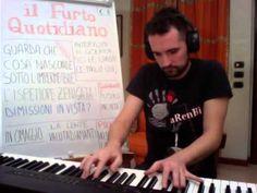 Lupin Fisarmonica - Sigla - Piano version