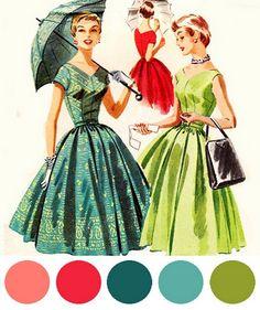 Vintage Sewing Pattern Parasol