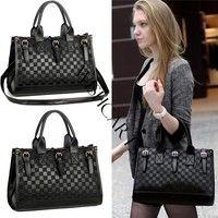 Creo que Women's Grid Bag Checker Board Synthetic Leather Handbag Shoulder Bag te gustará. Agrégalo a tu lista de deseos   http://www.wish.com/c/53ce7966d911397a3f460b65