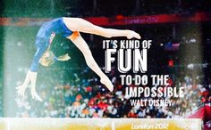 It's kind of of fun to do the impossible - Walt Disney. omg i love this so much coz who doesn't love Disney?