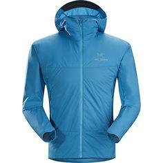 (アークテリクス) Arc'teryx メンズ アウター ジャケット Atom SL Hooded Insulated Jacket 並行輸入品  新品【取り寄せ商品のため、お届けまでに2週間前後かかります。】 カラー:Adriatic Blue カラー:-