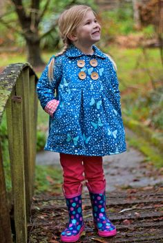 new Serendipity coat pattern from Make it Perfect