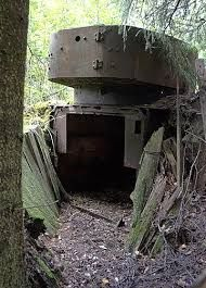 Image result for tanks used as bunkers