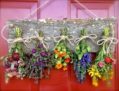 Your place to buy and sell all things handmade Cut Flowers, Dried Flowers, Purple Flowers, Dried Flower Arrangements, Crafts With Pictures, How To Preserve Flowers, Zinnias, Flower Decorations, Cottage