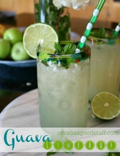 Recipe for Guava Lim