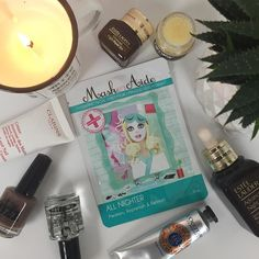 #bbloggers #lbloggers ..annnd relax! Friday nights are the new Pamper nights for me!  What are you all up to this evening?  I'm trying out this @maskeraideuk All Nighter sheet mask tonight! Have you tried it? ----------------------------------------- Don't forget to enter my giveaway on YouTube & Instagram if you haven't already. Details in a previous post