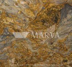 FUSION  Origin : Brazil  Color Group : Gold  Stone Type : Granite  Manufacturer : Marva Marble