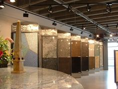 tile showroom - Google Search