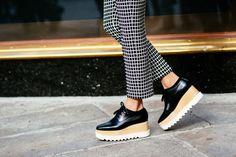 Paris Fashion Week - Power Parisiennes - Street Chic - Fashion - Shoes - vogue