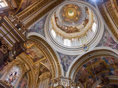 Malta-Mdina-Cathedral-Detail - Mdina - Wikipedia, the free encyclopedia