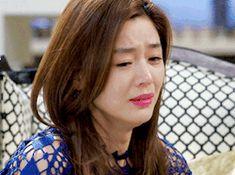 Chun Song Yi Crying Gifs