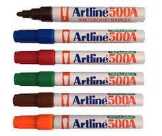 Image result for artline white board marker