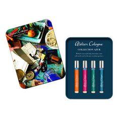 Necessaire Azur - Zestaw Woda Perfumowana Miniatury marki Atelier Cologne na Sephora.pl