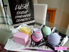 ♥ imladiiekay | Beauty and Lifestyle Blog: Mini Lush Haul ♡