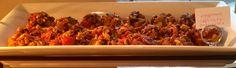 Eggplant Caponata Bruschetta