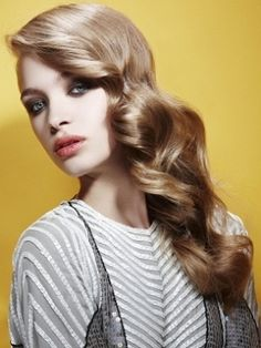 Retro Chic Hairstyles for Special Occasions | Makeup Tips and Fashion
