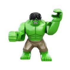 Lego Marvel Super Heroes Incredible Hulk Avengers MiniFigure