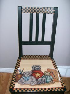 Sold! Chair Redo, Ikea Chair, Floor Chair, Dining Chairs, Old Things, Flooring, Furniture, Home Decor, Homemade Home Decor